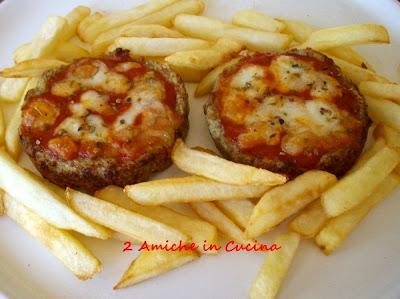 Pizzette di Carne e Patatine