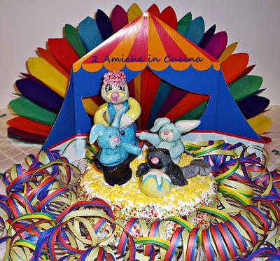 Il Circo in Pasta di Sale
