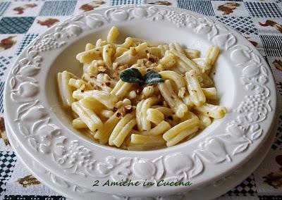 Tortilli Gorgonzola, Mascarpone e Noci