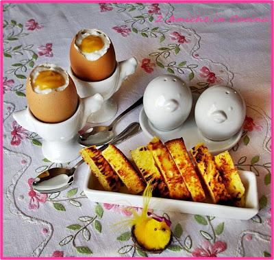 Uova alla Coque?…no quasi Cassata