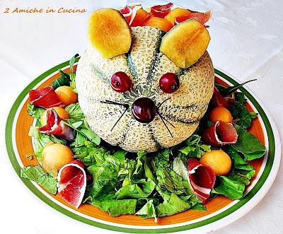 Topolino di Melone e Prosciutto