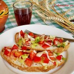 panzanella, piatto povero umbro