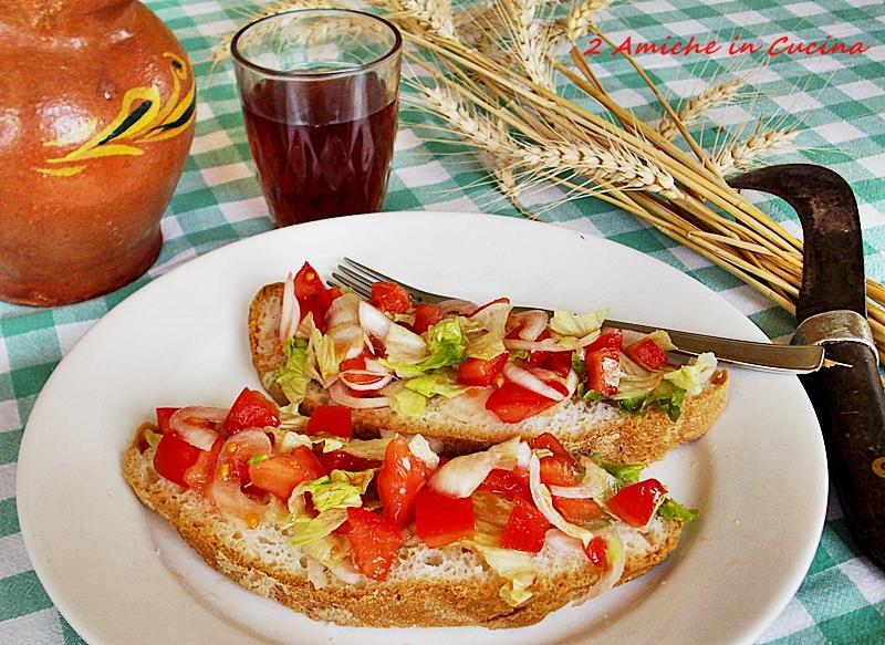 Cucina Regionale Umbra: Panzanella