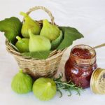 confettura di fichi aromatizzata al rosmarino, da abbinare a formaggi stagionati