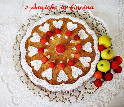 Crostata con mele e corbezzoli ricetta autunnale