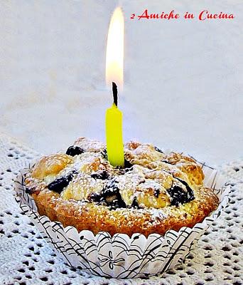 Tortine al Cioccolato per Festeggiare il Primo Compleanno del Blog