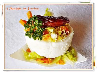 Bocconcini di Mozzarella Ripieni di Couscous e Pomodori Secchi