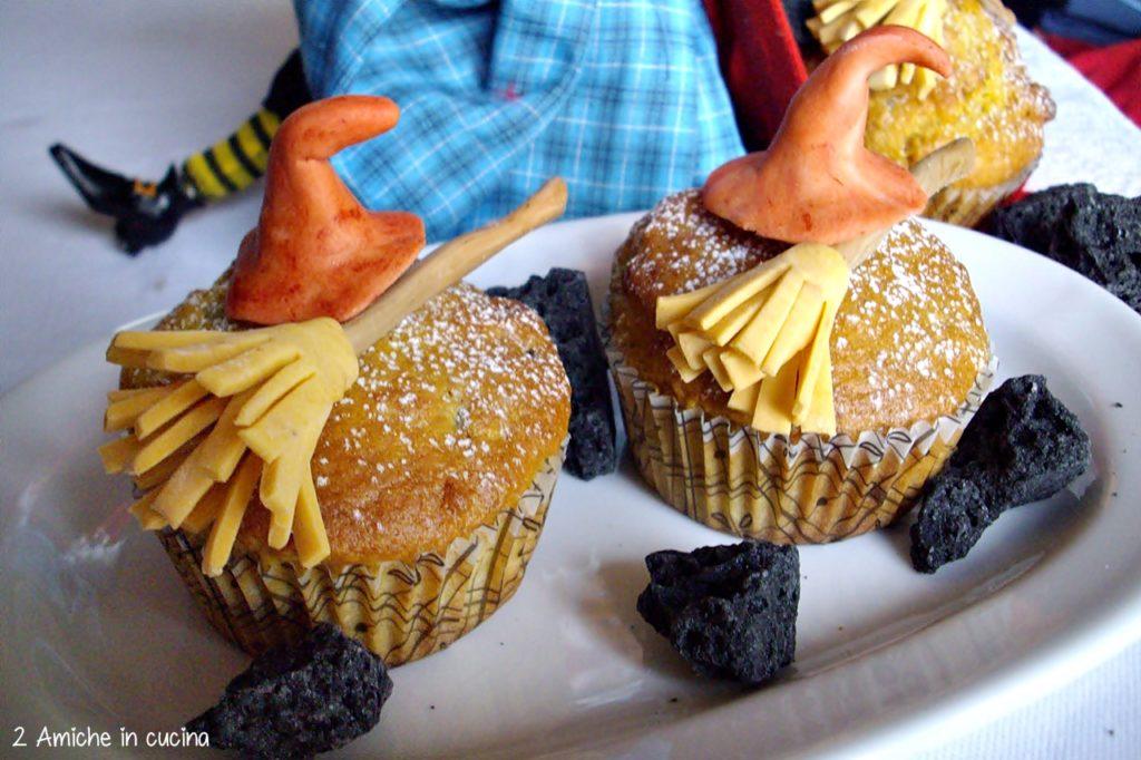 Muffin della Befana al panettone
