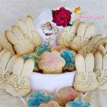 Biscotti da inzuppo a forma di coniglietto