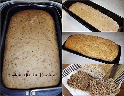 Come preparare il pane integrale con la macchina del pane