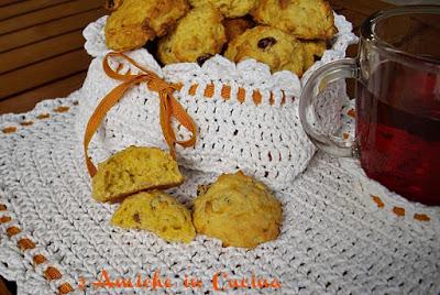 Biscotti alle carote e mandorle