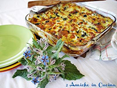 Lasagna alle Verdure