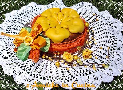 Narciso al Cioccolato Bianco e Ananas