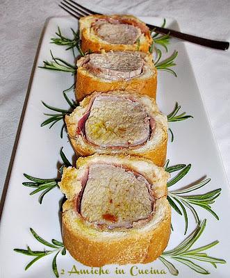 Filetto in Crosta di Pane