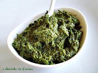 ricetta per il pesto di foglie di carote, ricetta facile e veloce