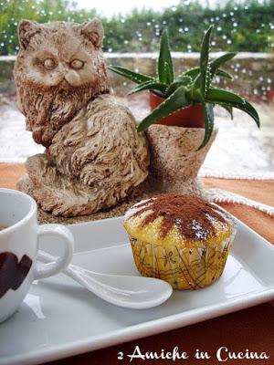 Muffin Bianchi e Neri