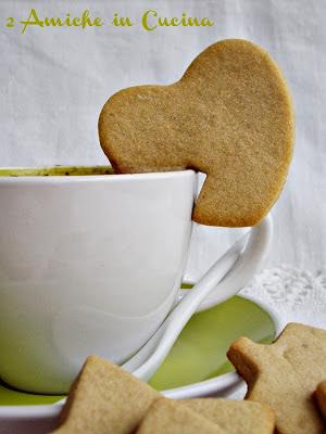 Biscotti Speziati al Cappuccino