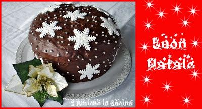 Panettone Fiocco di Neve e Buon Natale