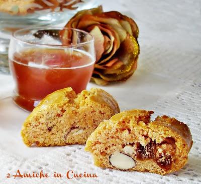 tozzetti canditi ricetta umbra con frutta secca e canditi