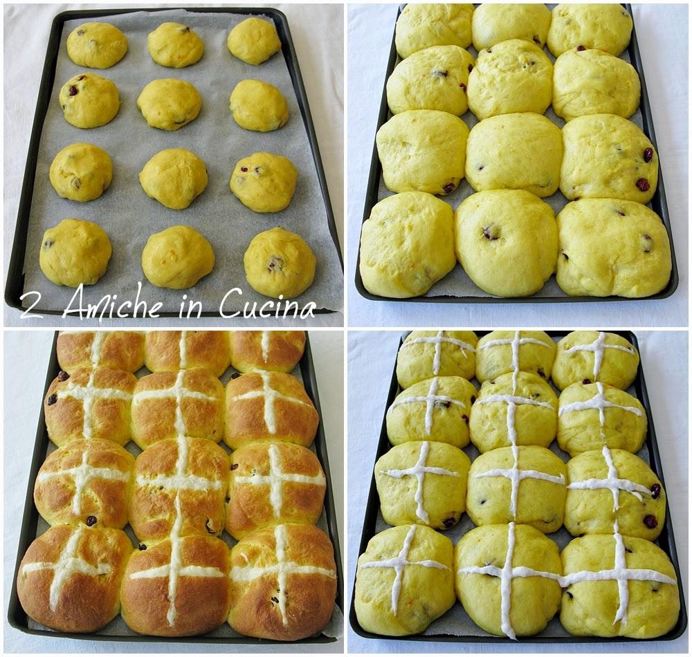 Come preparare gli hot cross buns