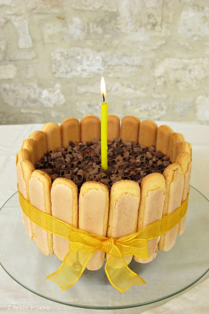 Torta tiramisù per re-cake