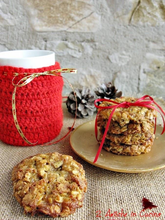 Cookies Avena e Uvetta di Jamie Oliver