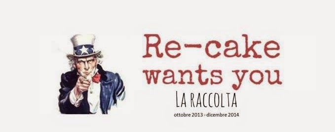 Re-cake: la Raccolta