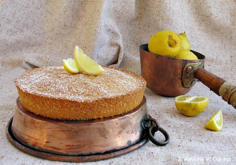 Dolci Da Credenza Alice Ricette : Torta al limone 2 amiche in cucina