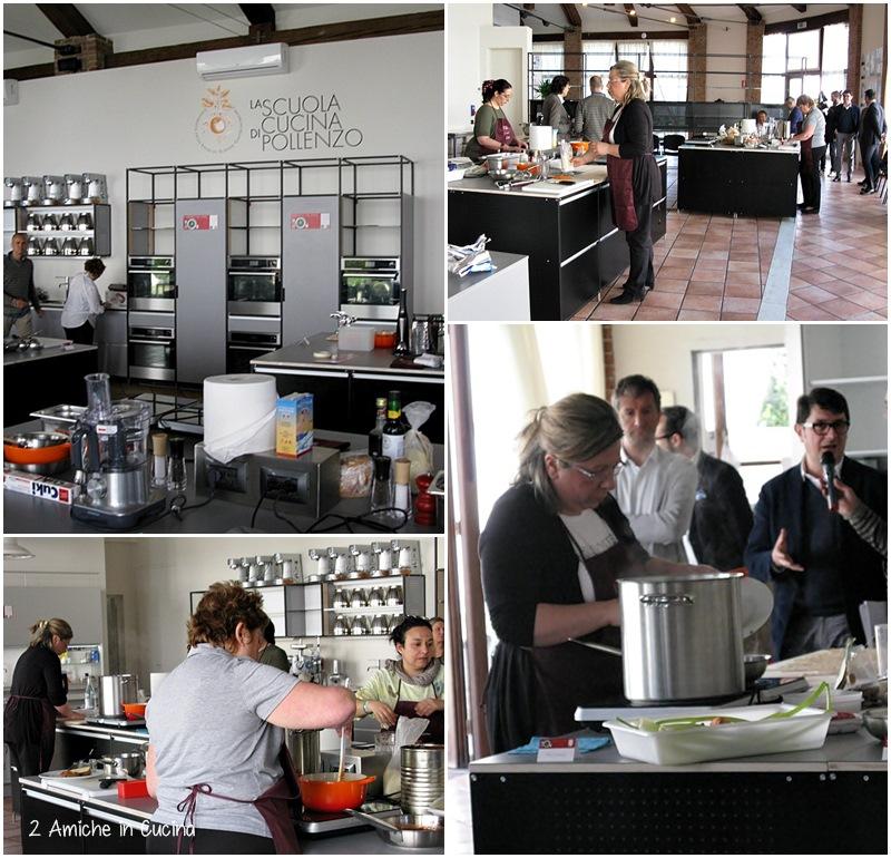 L'Università delle Scienze Gastronomiche di Pollenzo scuola di cucina