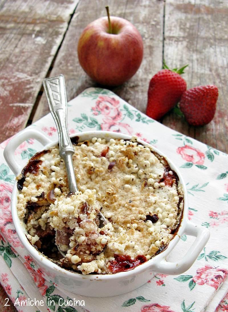 crumble di mele di jamie oliver per food revolution day 2015 1
