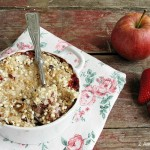 crumble di mele di jamie oliver per food revolution day 2015