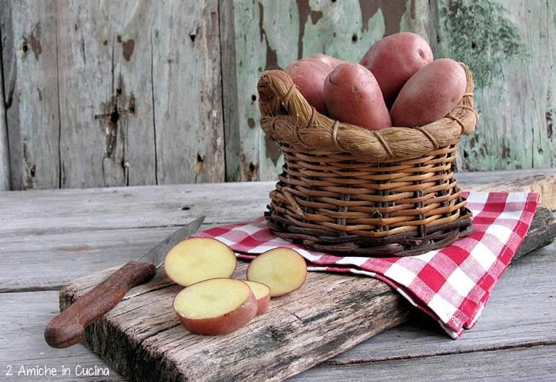 Patate rosse di Colfiorito IGP