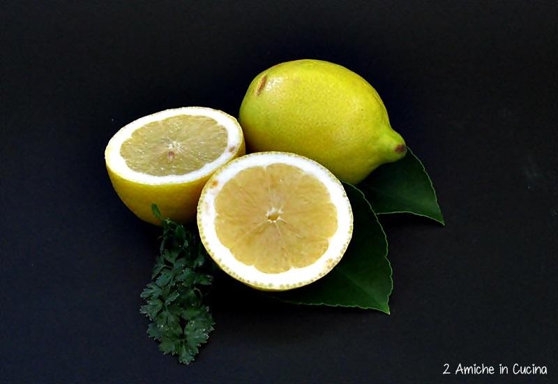 Limoni e prezzemolo