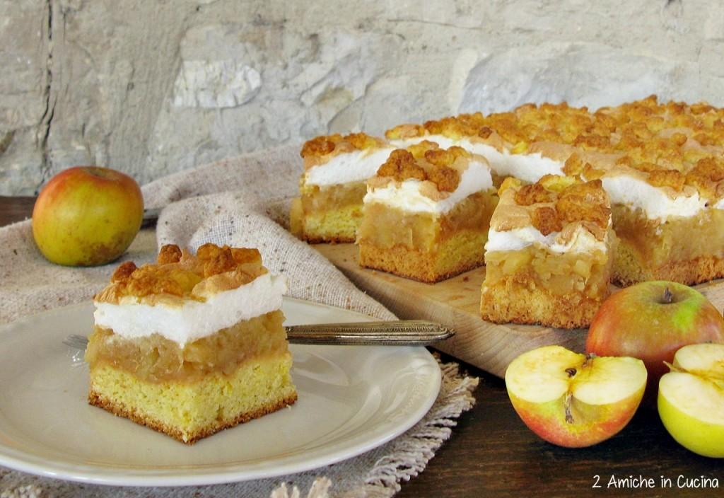 Szarlotka – Torta di mele polacca