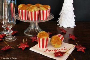 Muffin salati con lenticchie e pecorino