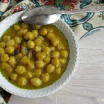 chana dal (ceci in umido)