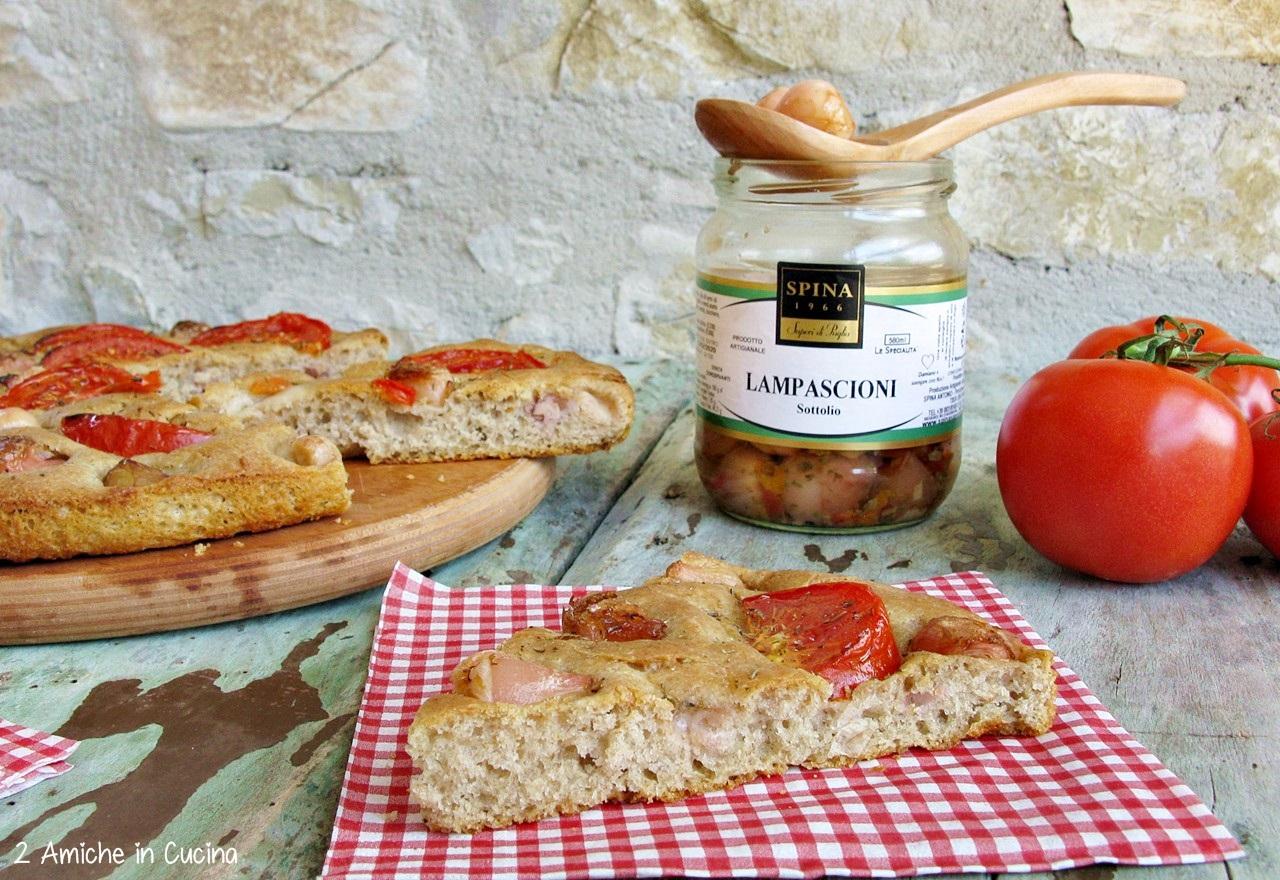 Lievitato ai sapori di Puglia