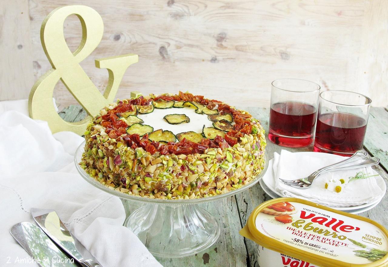 Ricetta salata per Vallè
