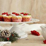 Muffin ai frutti di bosco e zabaione al Porto e cioccolato e
