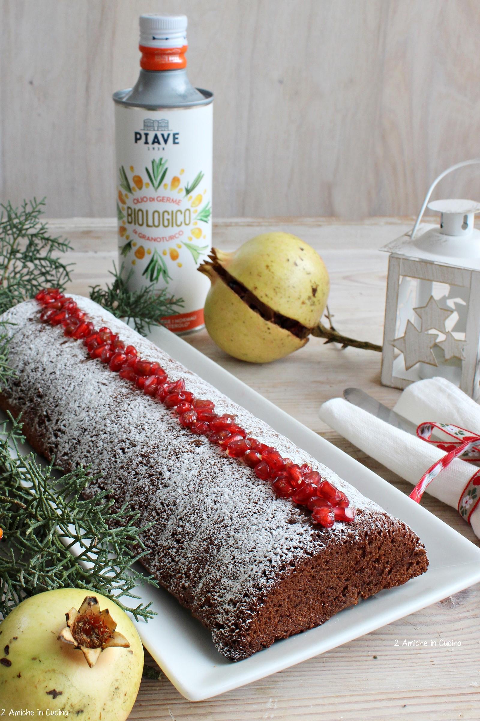 plumcake-al-cioccolato-melagrana-e-zenzero-olio-piave