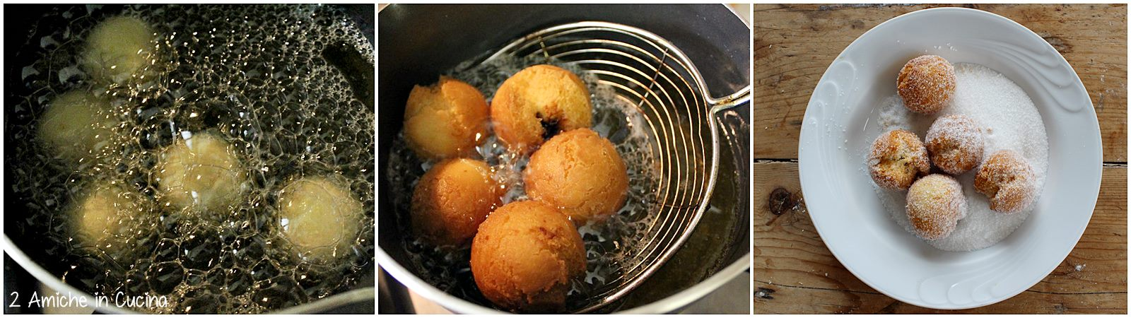 Come friggere i dolci di carnevale