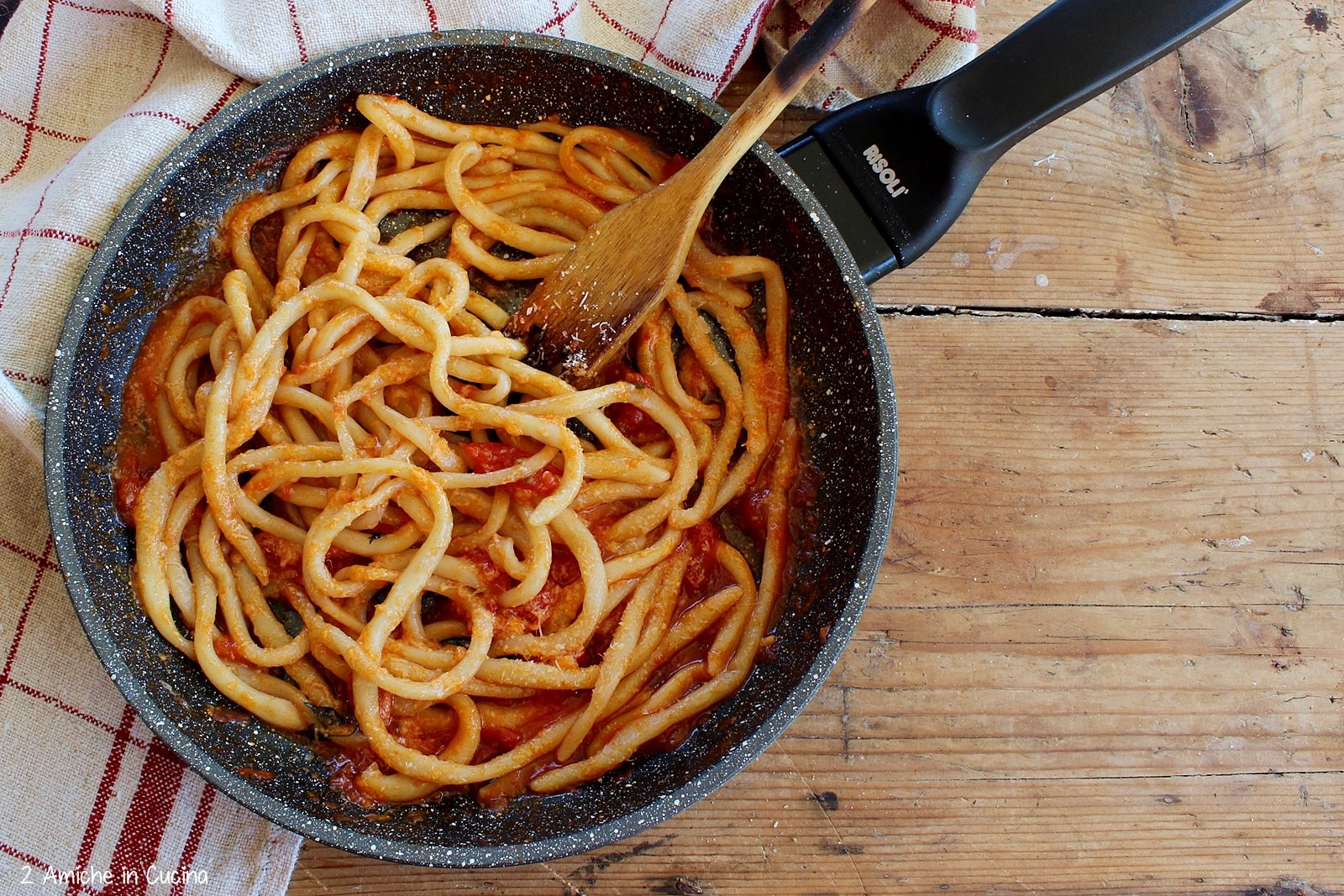 Umbricelli al pecorino