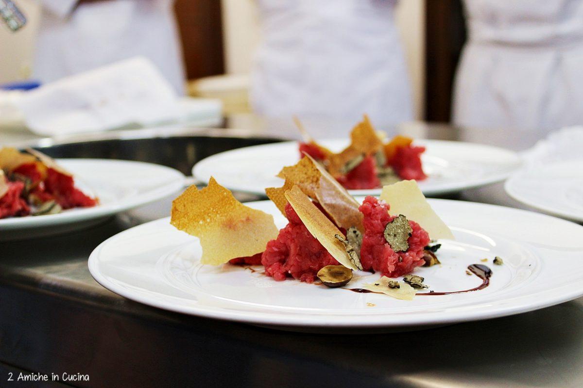 30^ Mostra mercato del tartufo e della patata bianca di Pietralunga il piatto di Pietralunga