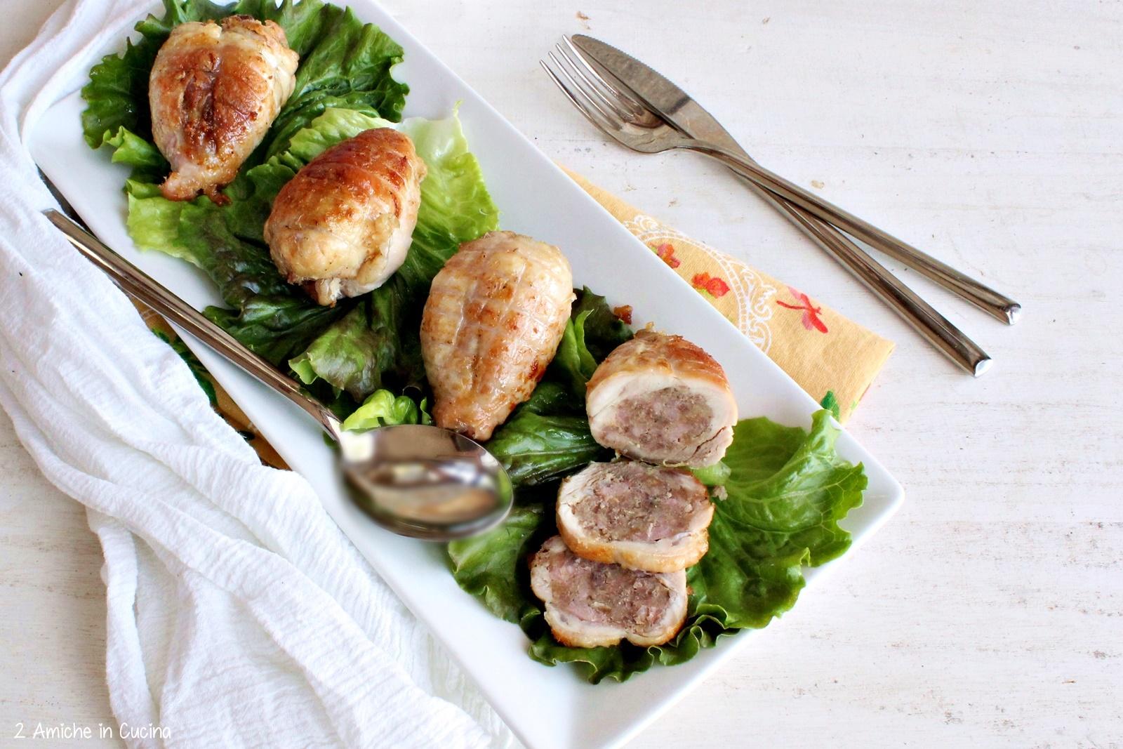 Fusi di pollo fritti di Cotto e Mangiato | Ricetta