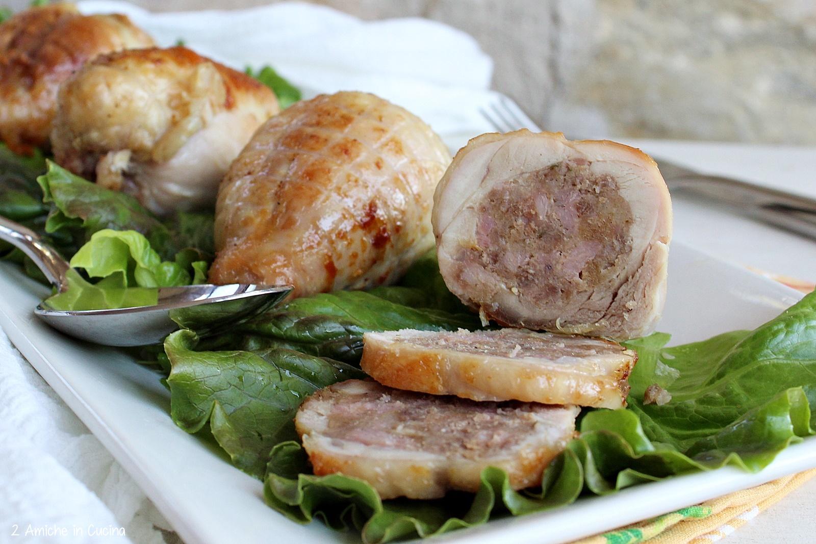 Cosce di pollo fritte - Cucina Italiana e Dintorni