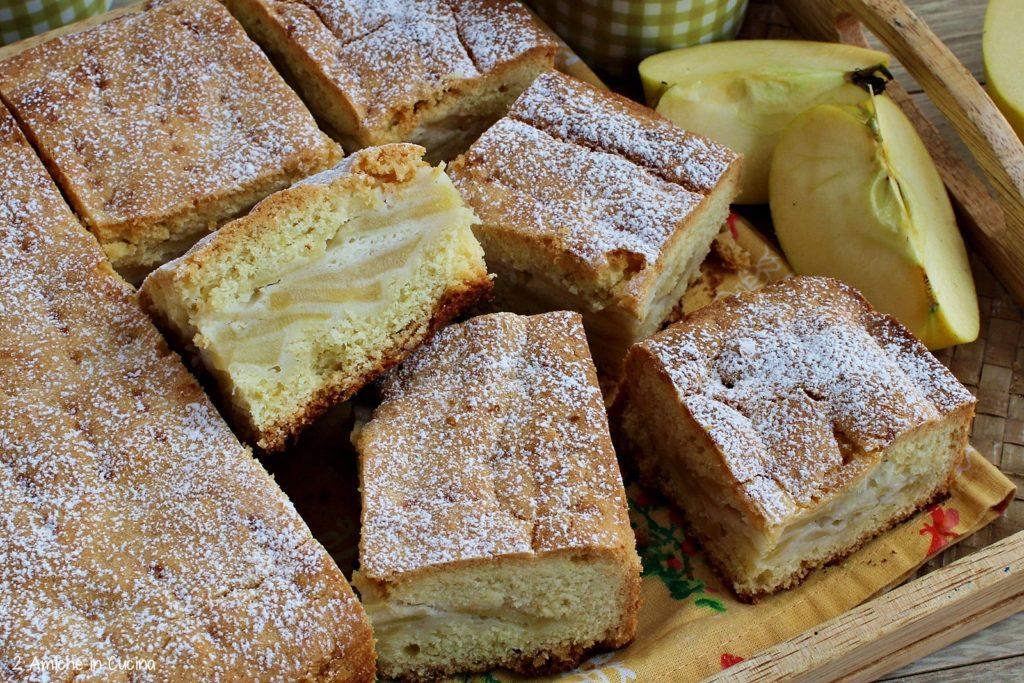 torta di mele ucraina
