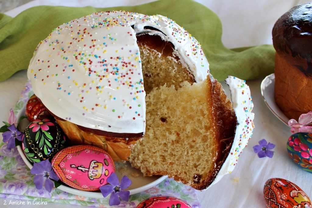 Paska, il dolce di Pasqua ucraino