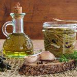 Asparagi sott'olio speziati