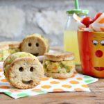 finto biscotto gelato- ricette per bambini