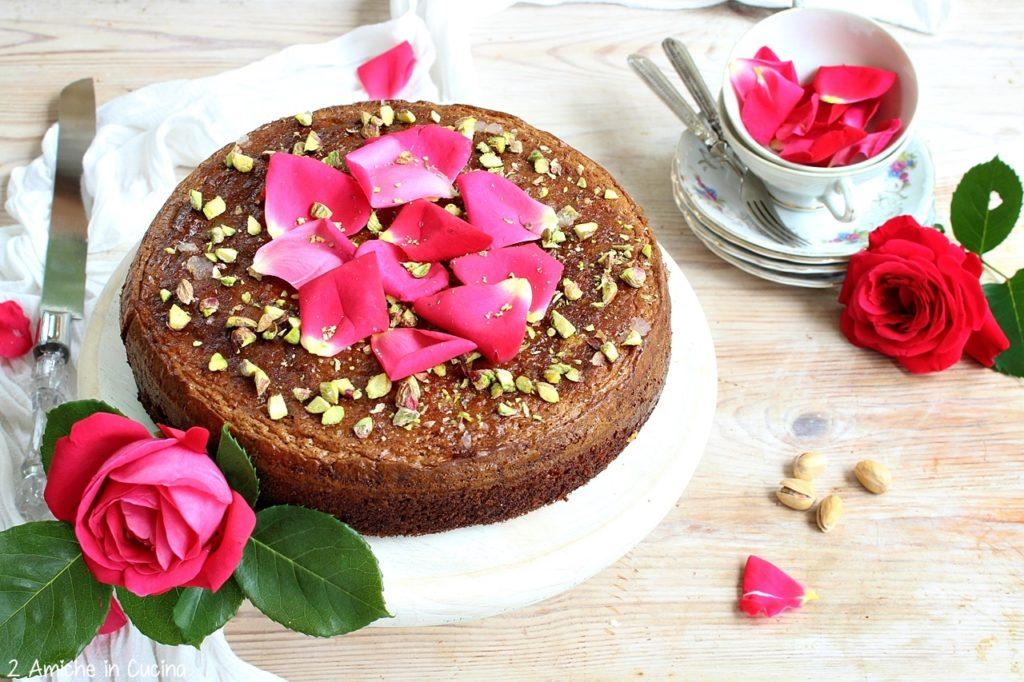 Torta senza glutine di Nigella Lawson